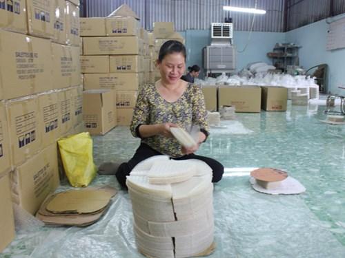 Tỉ phú nông dân Sài Gòn: Đưa bánh tráng đi Pháp