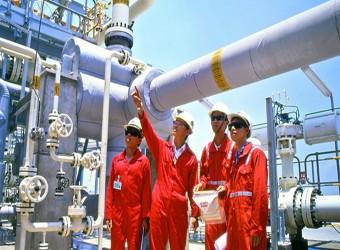 """""""Vận khí"""" cổ phiếu dầu khí và cuộc chiến giá dầu"""