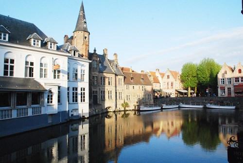Bruges  - Venice phương bắc