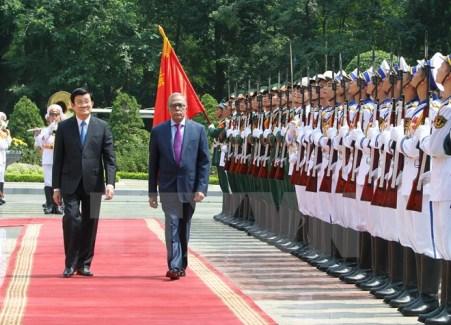 Toàn văn Tuyên bố chung Việt Nam-Bangladesh