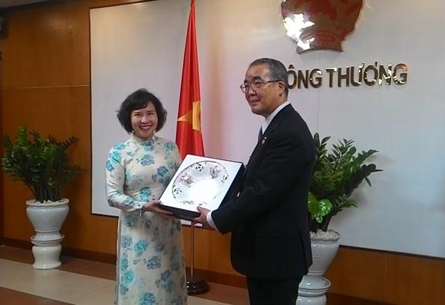 Nhật Bản muốn hợp tác làm điện gió với Việt Nam