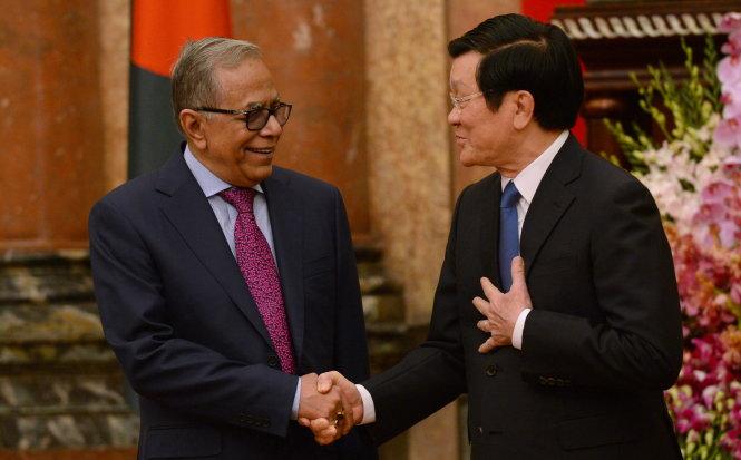 Việt Nam - Bangladesh đưa kim ngạch thương mại lên 1 tỉ USD