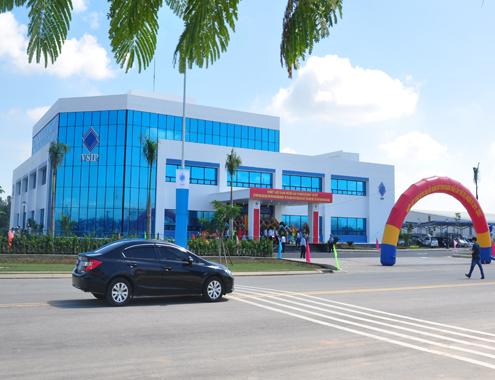 Khu công nghiệp Việt Nam - Singapore thu hút gần 8 tỷ USD đầu tư