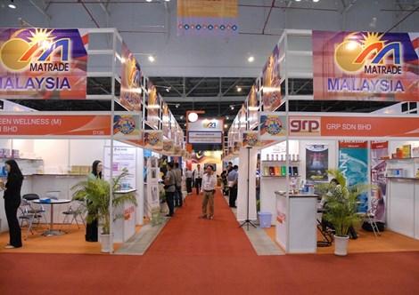 VIETNAM EXPO 2015: Cơ hội giao dịch thương mại