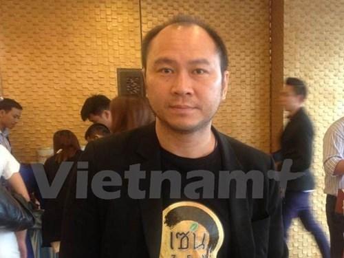 ong jerdpong nakasuwan, nha sang lap va giam doc dieu hanh kusa corporation-thai lan. (anh: pv/vietnam+)