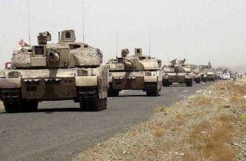 Điểm danh vũ khí 'khủng' ồ ạt đổ vào Yemen