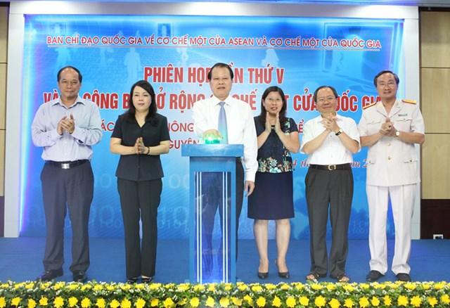 Chính phủ phê duyệt khung pháp lý Cơ chế một cửa ASEAN