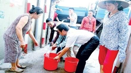 Hà Nội sắp xây thêm nhà máy nước