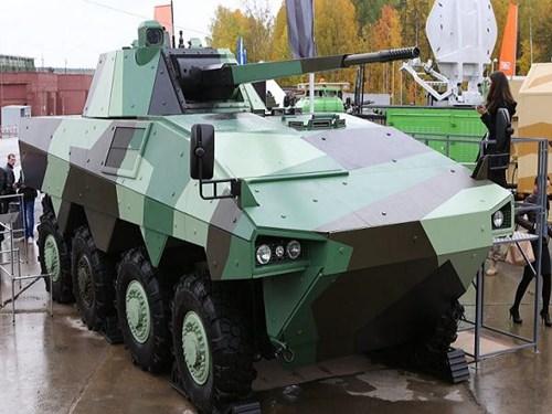Nga công bố xe bọc thép chiến đấu bộ binh được chờ đợi như Armata