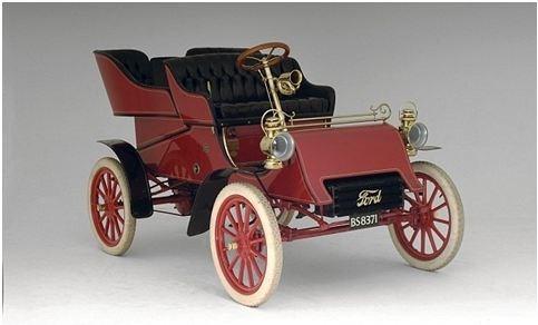 Con đường trở thành đế chế xe hơi của Ford từ số tiền 28.000 USD