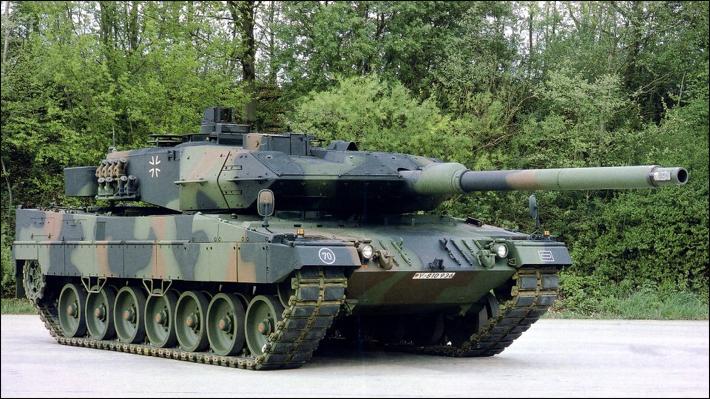Đức– Pháp hợp tác sản xuất xe chiến đấu hạng nặng