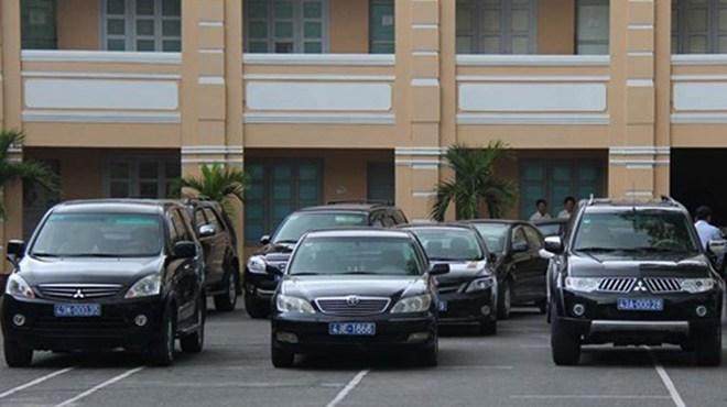 Tác động của quy định mới về quản lý xe ô tô công