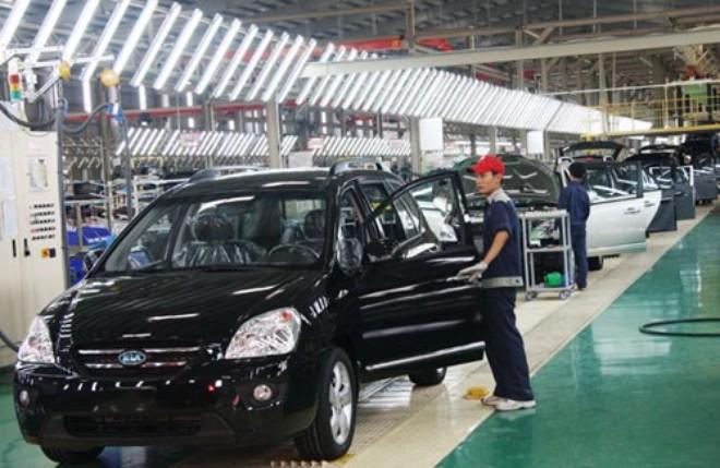 Bộ Công Thương đề xuất tăng mạnh thuế tiêu thụ đặc biệt với ô tô trên 2.0