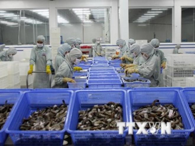 Tăng sức cạnh tranh của doanh nghiệp xuất khẩu thủy sản Việt Nam