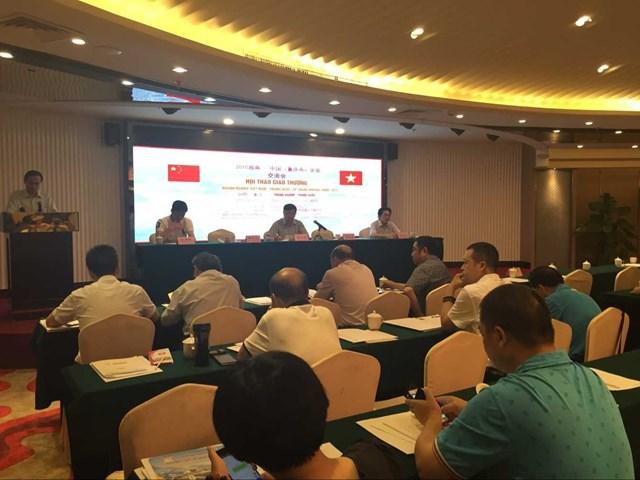 Tăng cường xuất khẩu gạo, thủy sản đông lạnh từ Việt Nam sang Trung Quốc
